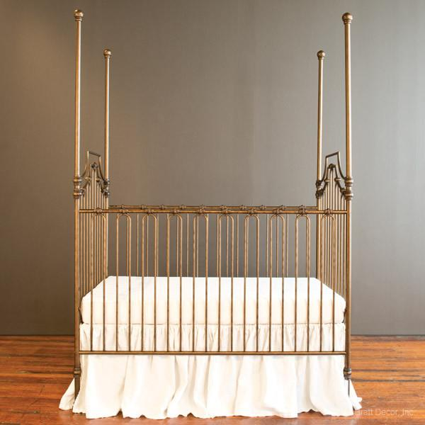 Parisian 3 in 1 Crib  - The Project Nursery Shop - 2