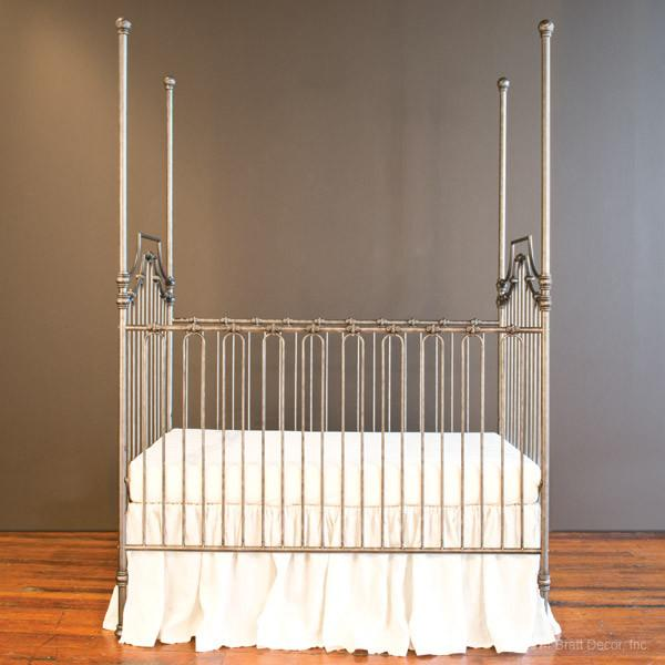 Parisian 3 in 1 Crib  - The Project Nursery Shop - 6