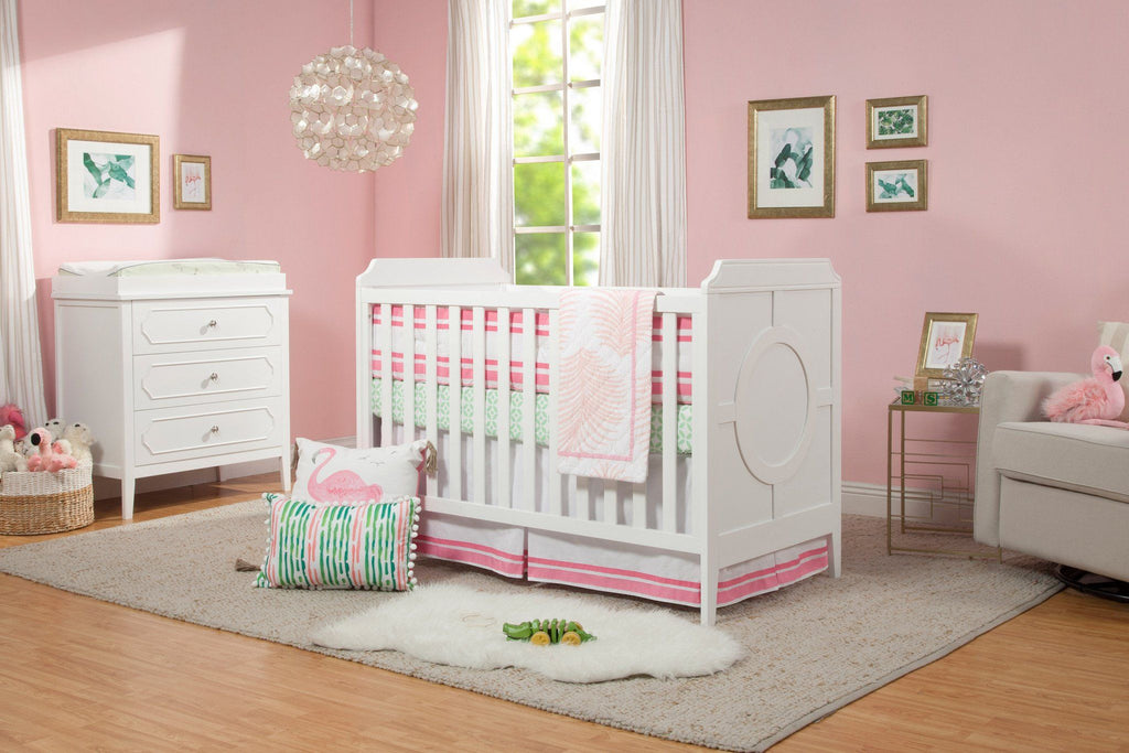 Poppy Regency 3-in-1 Convertible Crib  - The Project Nursery Shop - 8