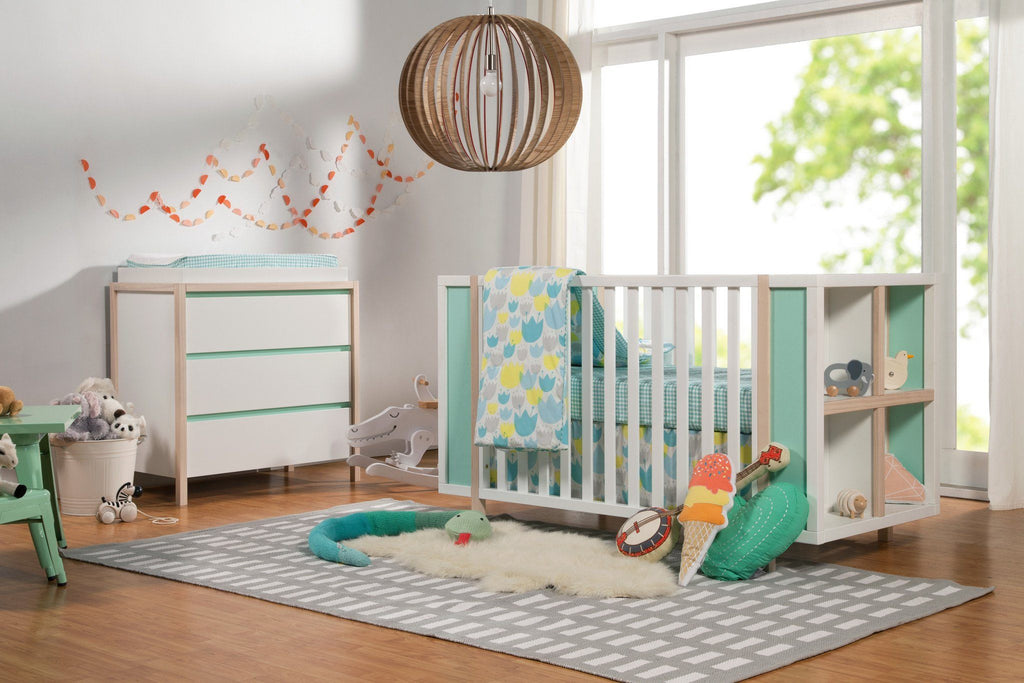 Bingo 3-in-1 Convertible Crib  - The Project Nursery Shop - 7