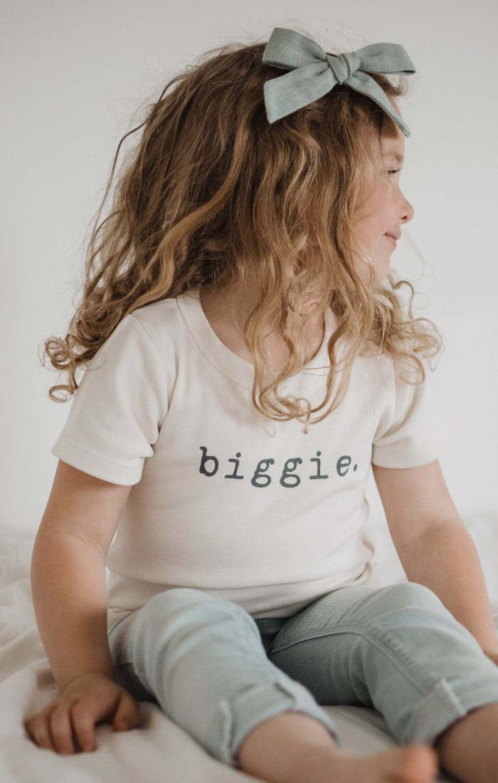Biggie Graphic Tee - Project Nursery