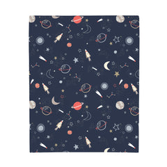 Cosmic Solar System Crib Sheet - Project Nursery