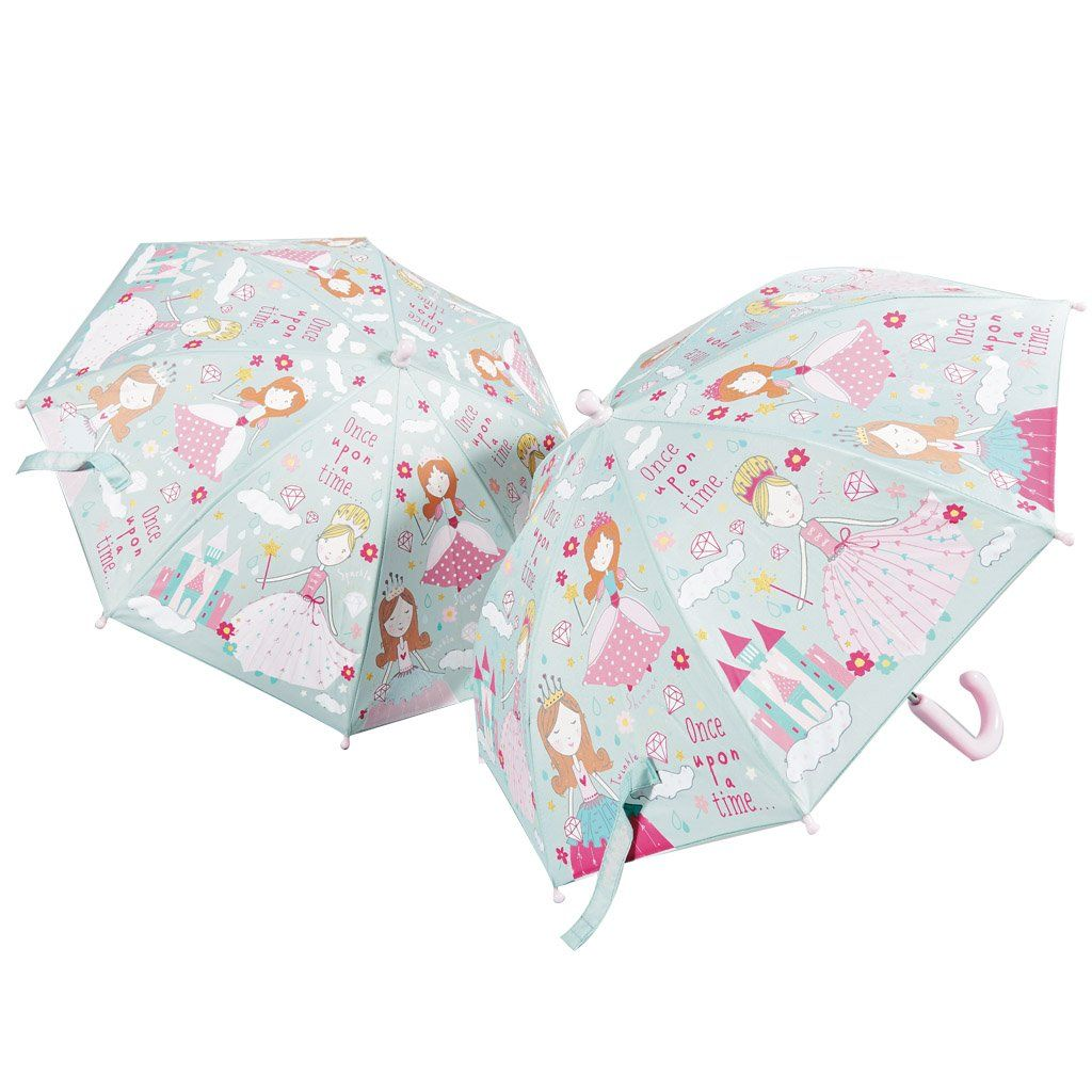 Pretty Princess Color Changing Umbrella - Project Nursery