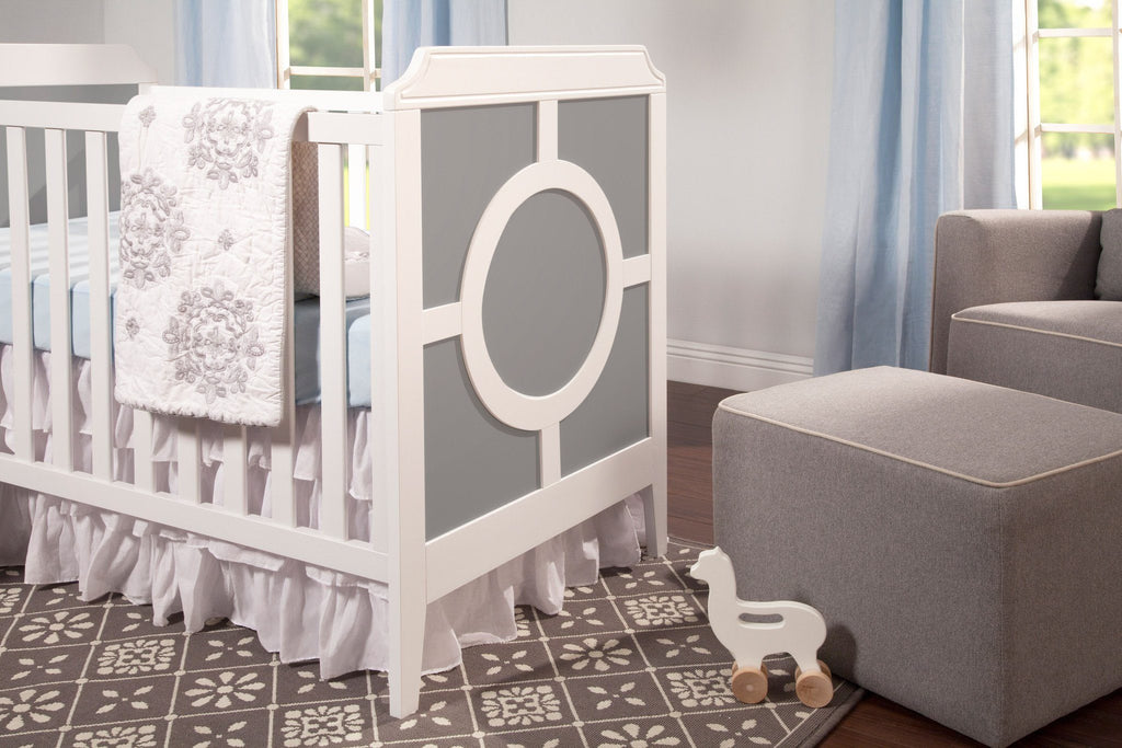 Poppy Regency 3-in-1 Convertible Crib  - The Project Nursery Shop - 9