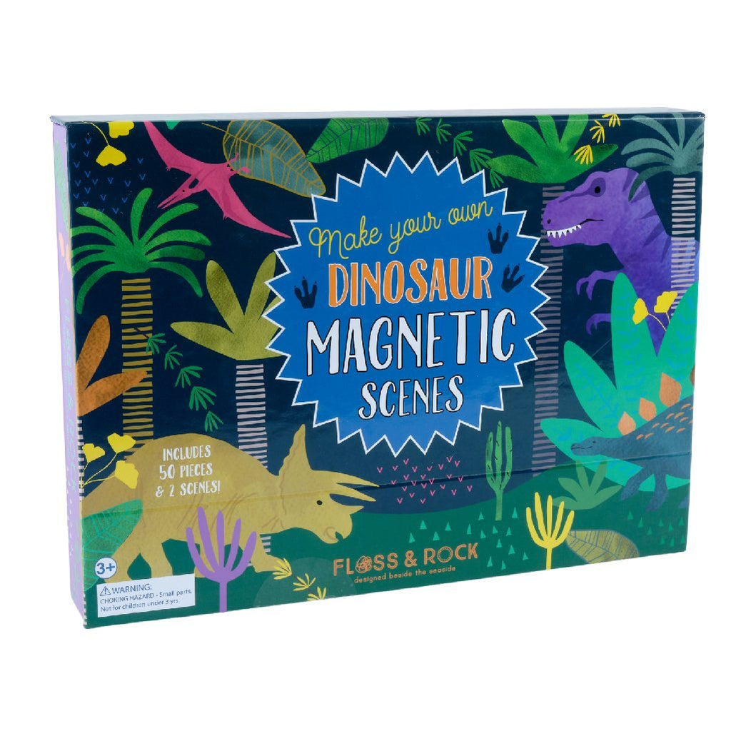 Magnetic Play Scene - Dinosaur - Project Nursery