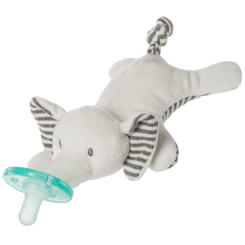 Elephant WubbaNub Pacifier - Project Nursery