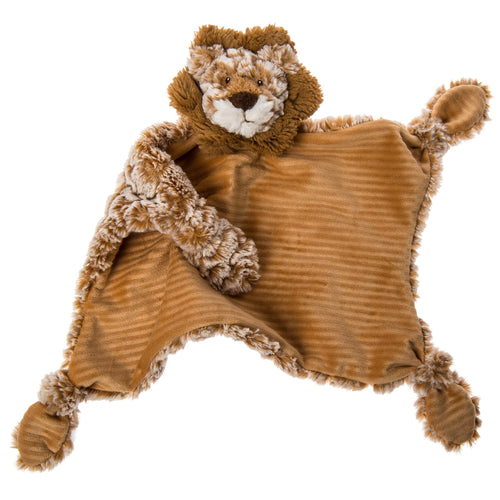 Lion Character Blanket - Project Nursery