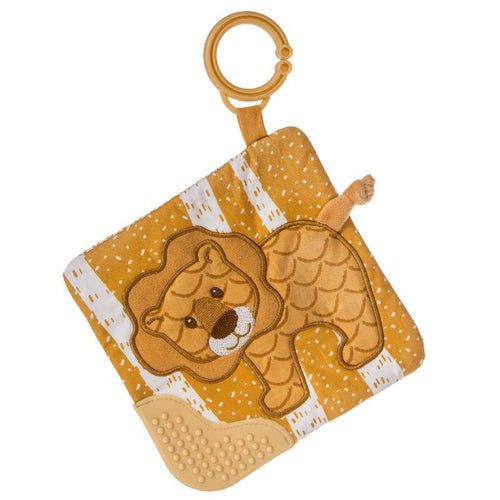 Lion Crinkle Teether - Project Nursery