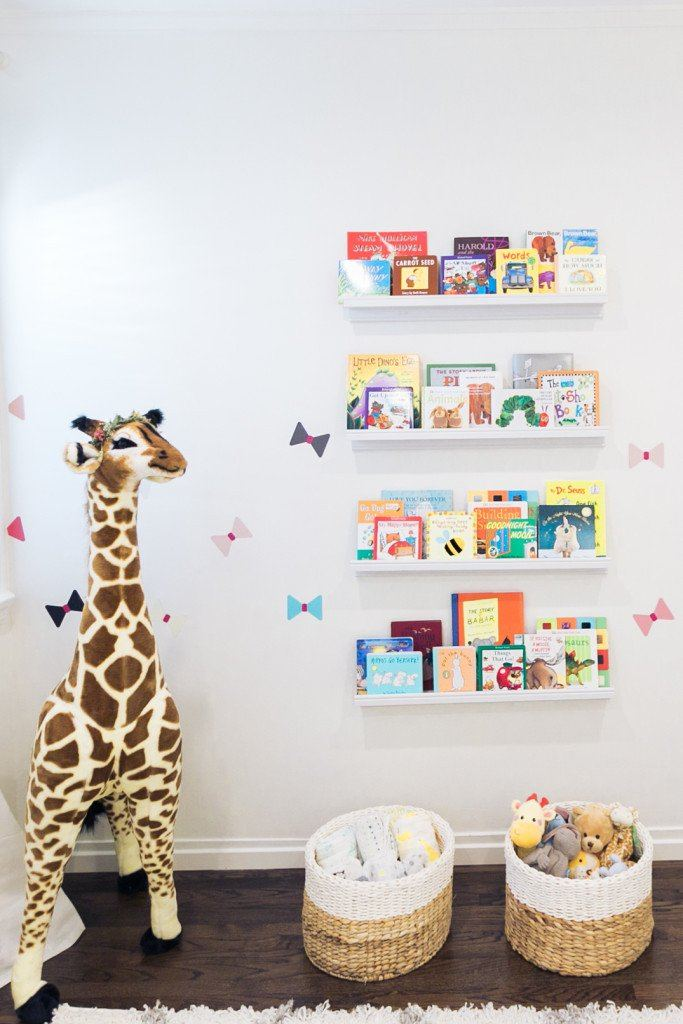 Giant Giraffe Stuffed Animal  - The Project Nursery Shop - 6