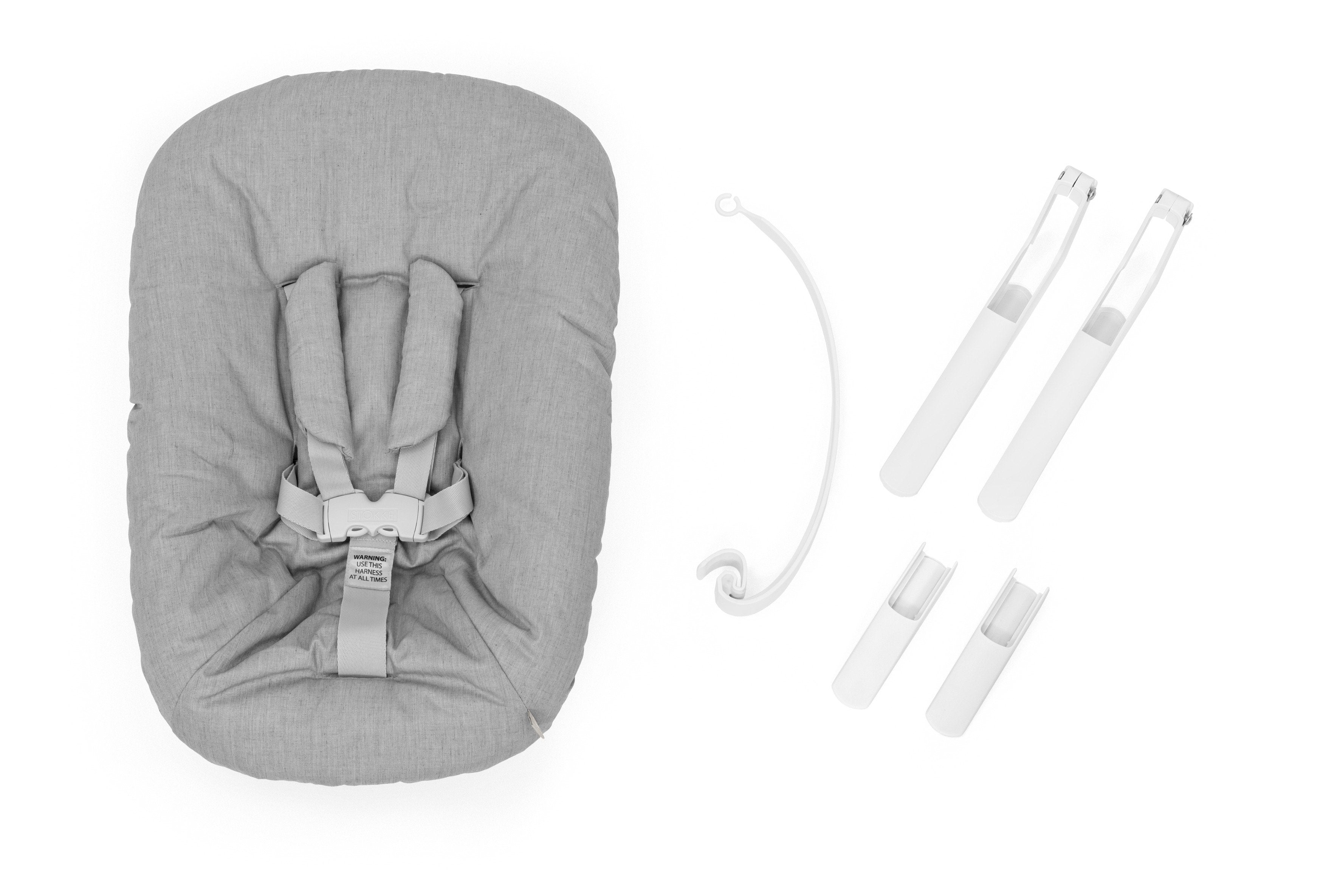 Tripp Trapp® Newborn Set - Grey - Project Nursery
