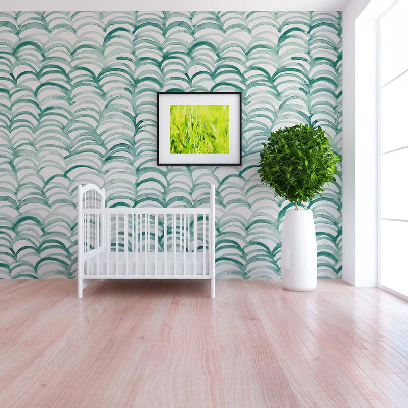 Clarence Wallpaper - Project Nursery