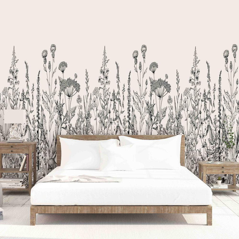 Ophelia Wallpaper - Project Nursery