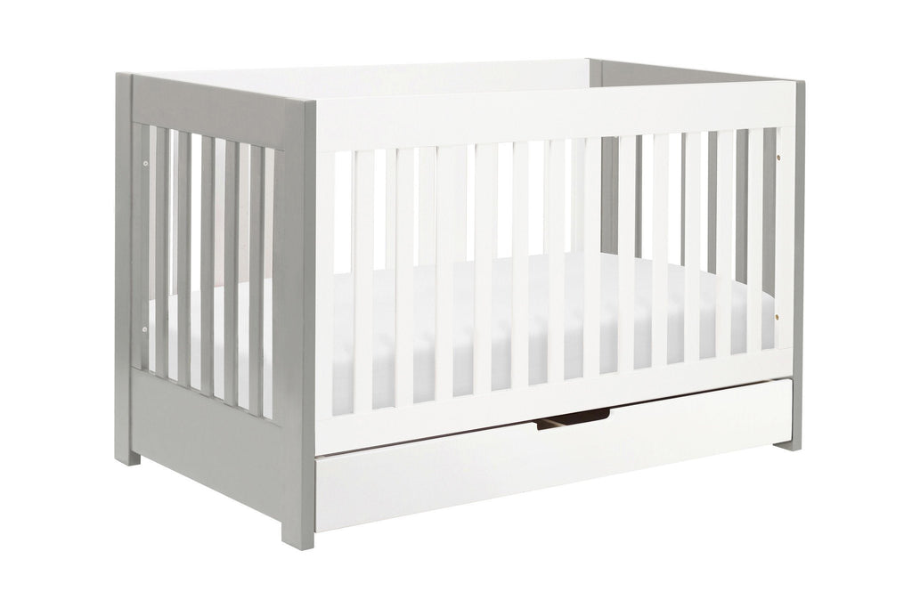 Mercer 3-in-1 Convertible Crib with Toddler Bed Conversion Kit  - The Project Nursery Shop - 5