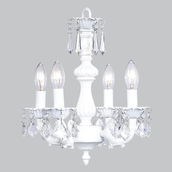 Fountain Chandelier  - The Project Nursery Shop