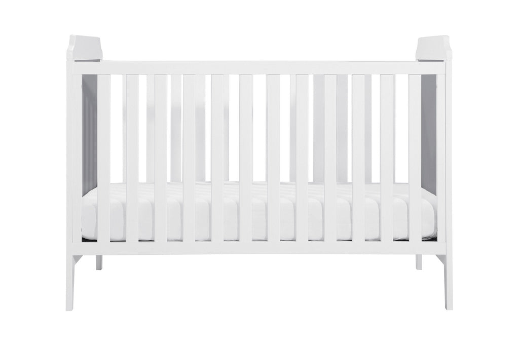 Poppy Regency 3-in-1 Convertible Crib  - The Project Nursery Shop - 3