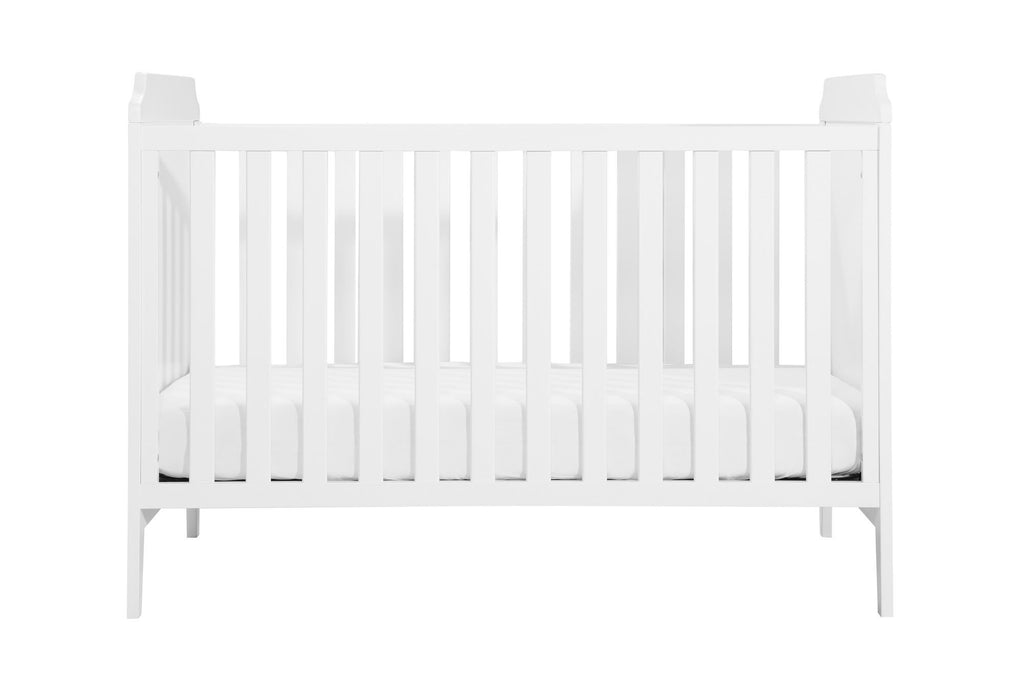 Poppy Regency 3-in-1 Convertible Crib  - The Project Nursery Shop - 4