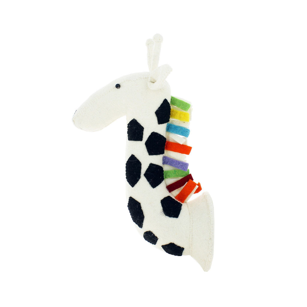 Safari Rock Giraffe Semi  - The Project Nursery Shop - 4