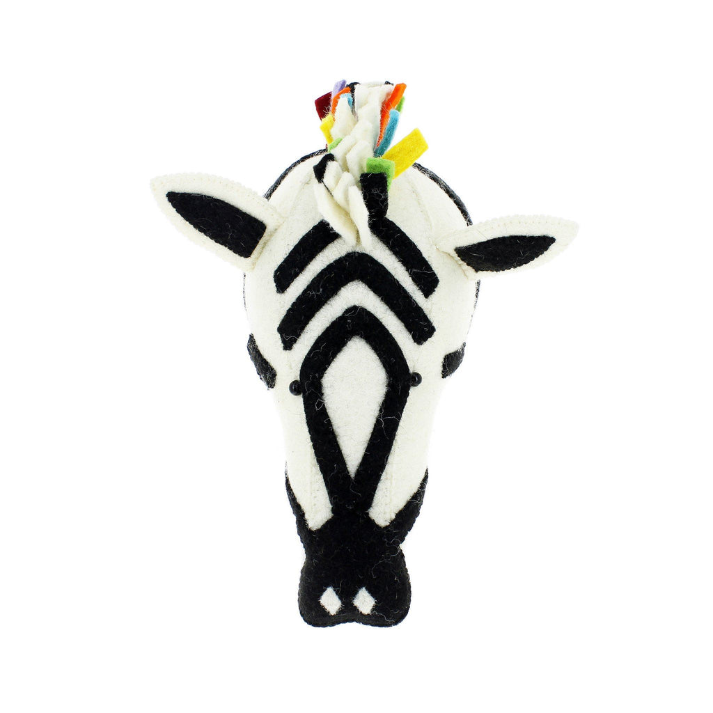 Safari Rock Zebra Semi  - The Project Nursery Shop - 2