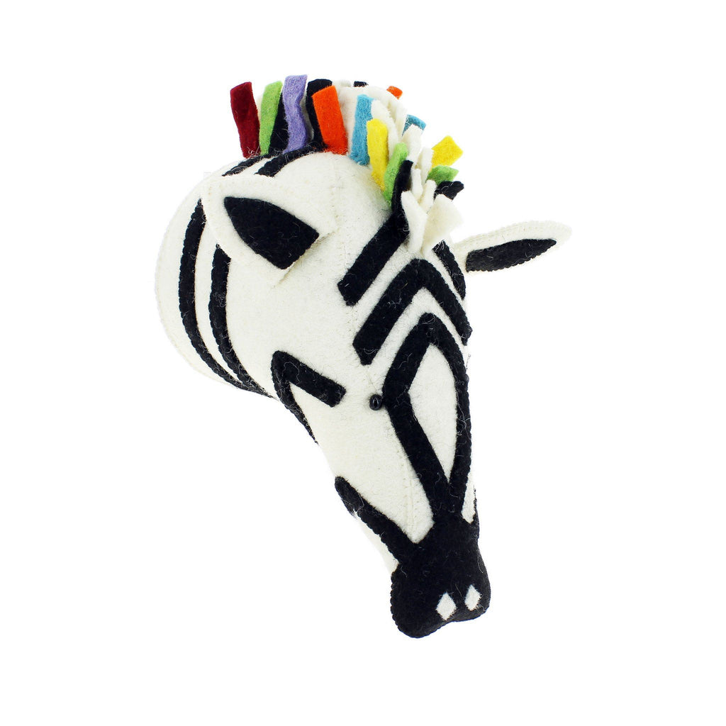 Safari Rock Zebra Semi  - The Project Nursery Shop - 3