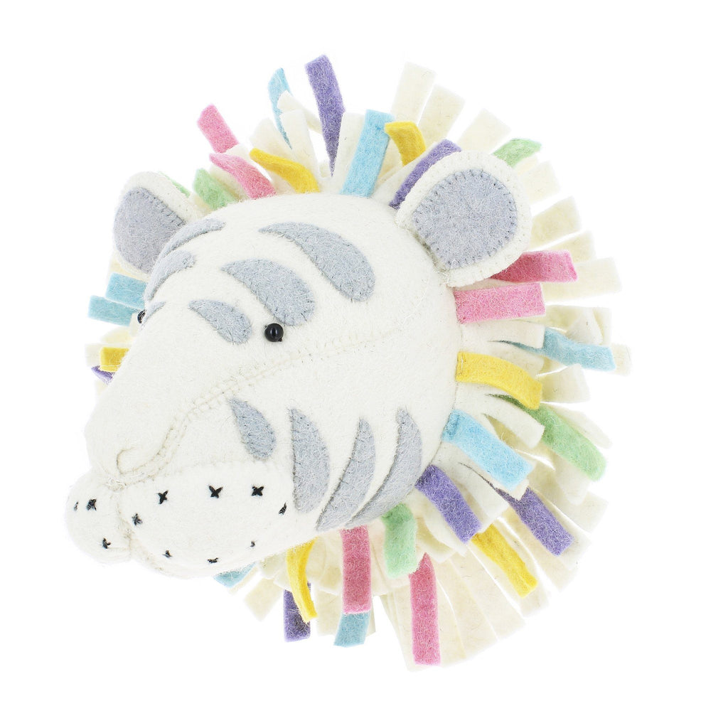 Pastel Safari Rock Tiger Semi