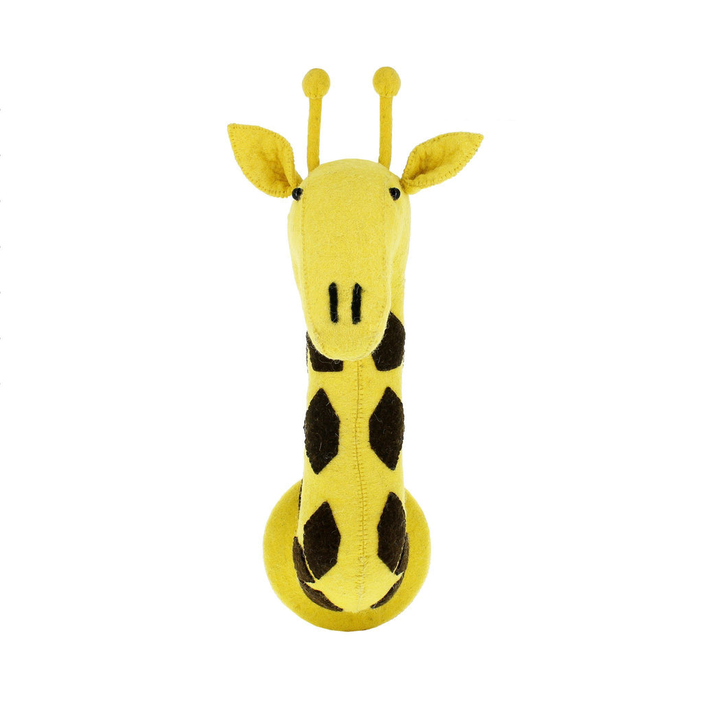 Giraffe Head  - The Project Nursery Shop - 2