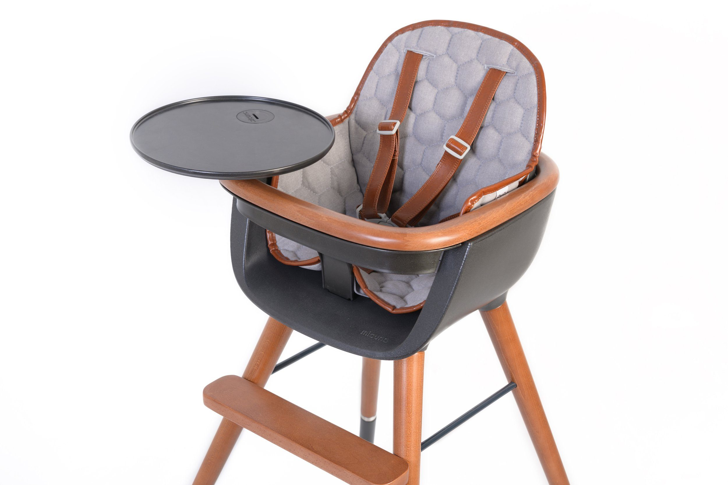 Ovo City Highchair with Seatpad - Project Nursery
