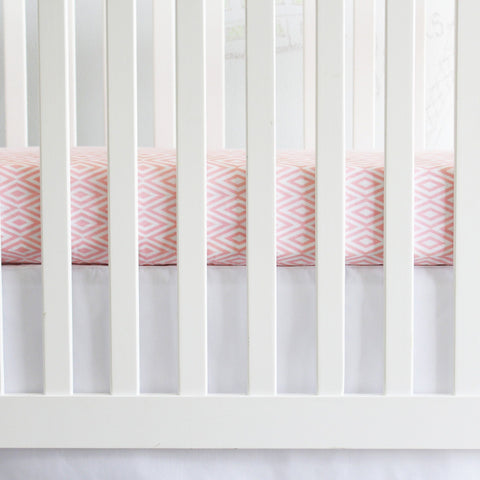 Watercolor Dreams Crib Sheet