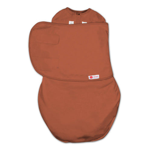 Classic 2-Way Swaddle - Rust - Project Nursery