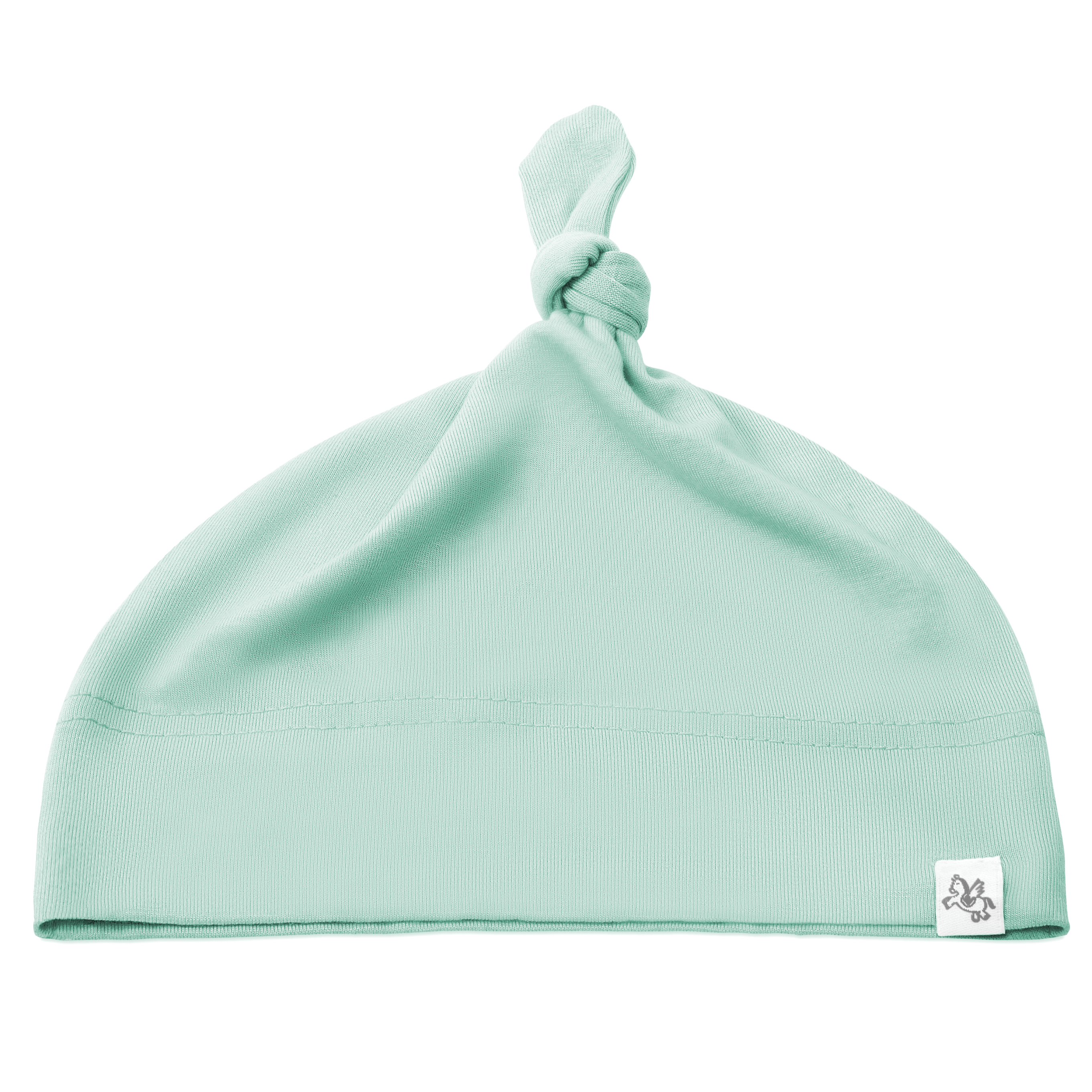 Knotted Infant Cap - Aloe, It's Me - Project Nursery