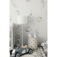 Luna Wallpaper Mural - Project Nursery