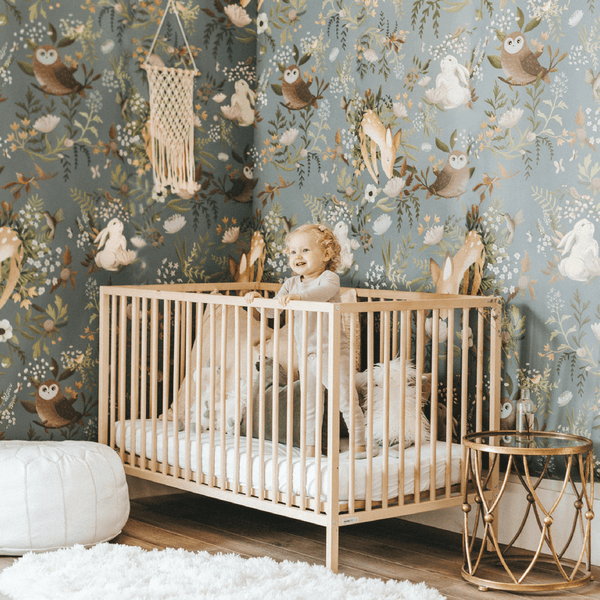 Angel Themed Design For A Baby Girl S Nursery: Project Nursery