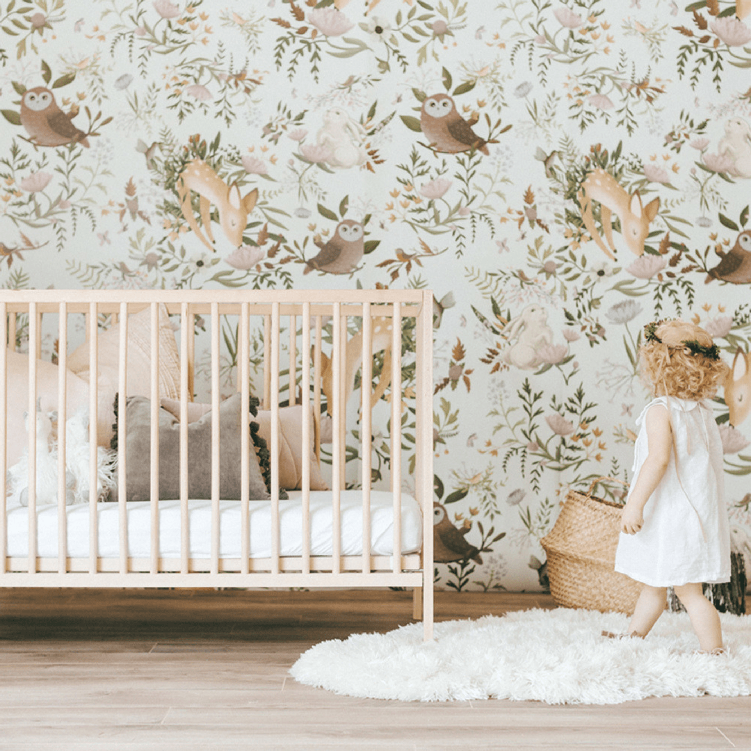 Baby Girl Nursery Tour: Project Nursery