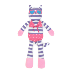 Organic Plush Catnip Kitty - Project Nursery