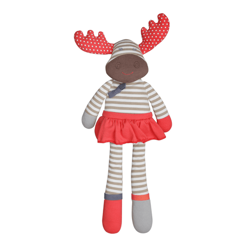 Organic Plush Margeaux Moose - Project Nursery