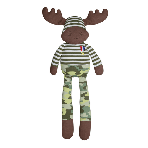 Organic Plush Marshall Moose - Project Nursery