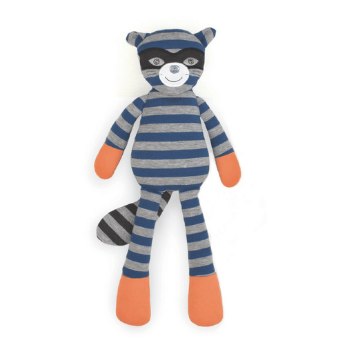 Organic Plush Robbie Raccoon - Project Nursery