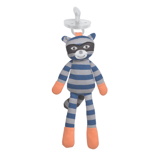 Robbie Raccoon Pacifier Buddy - Project Nursery