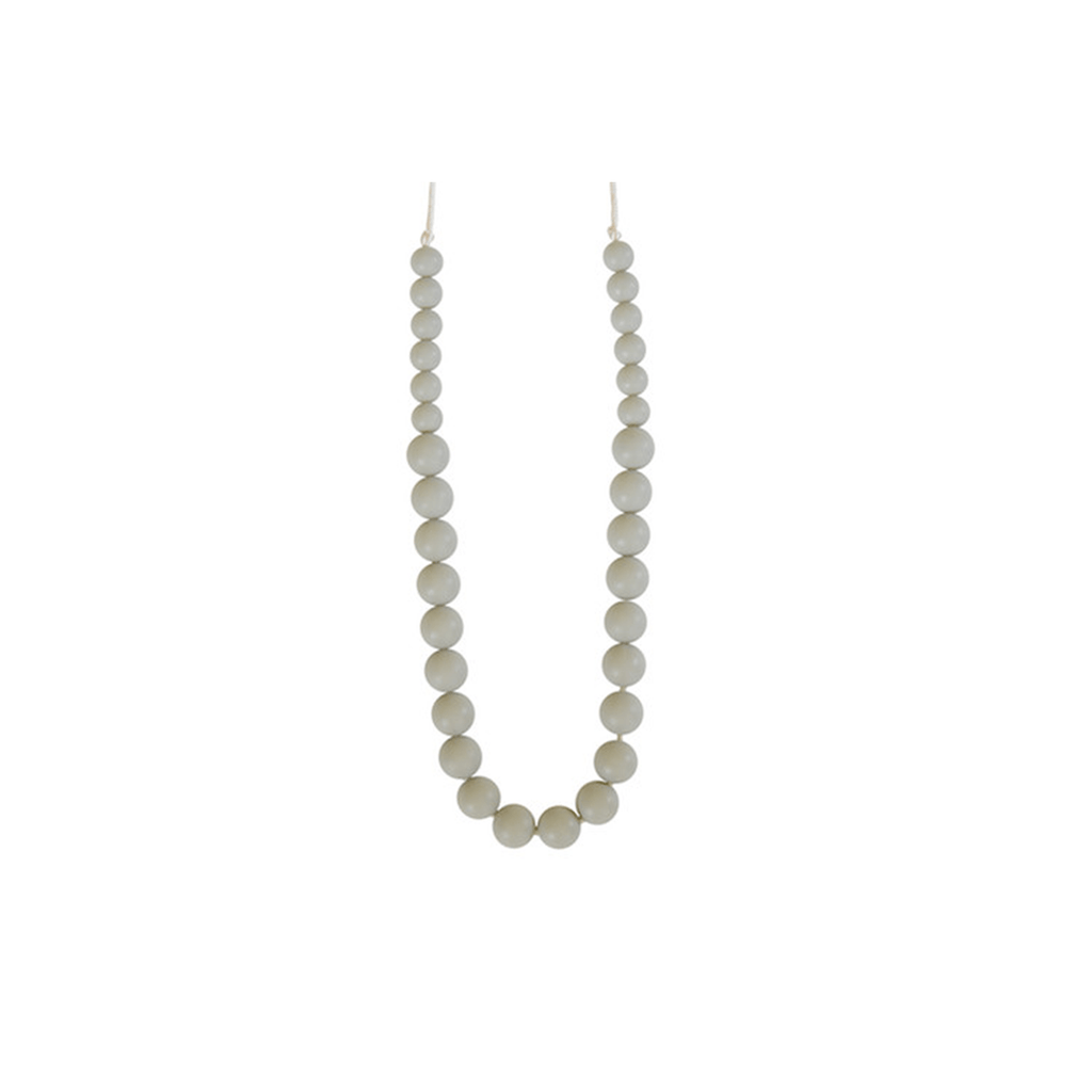 The Ariana Necklace Grey - The Project Nursery Shop - 2