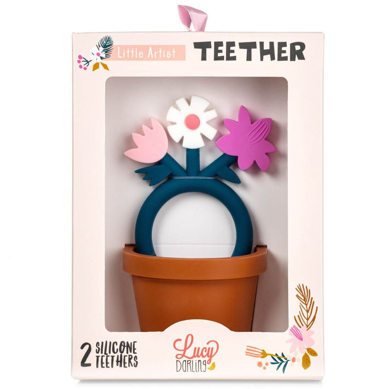 Little Artist Teether Toy - Project Nursery