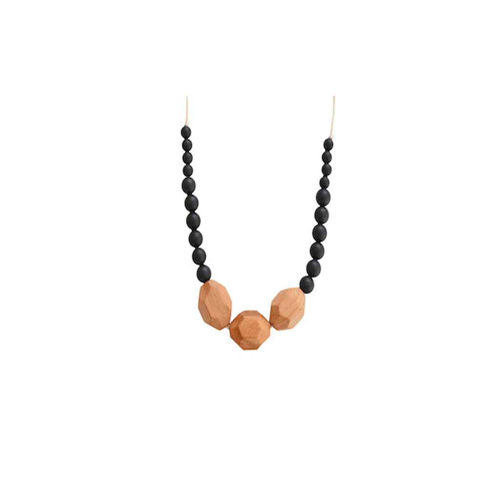 The Austin Necklace Black - The Project Nursery Shop - 3
