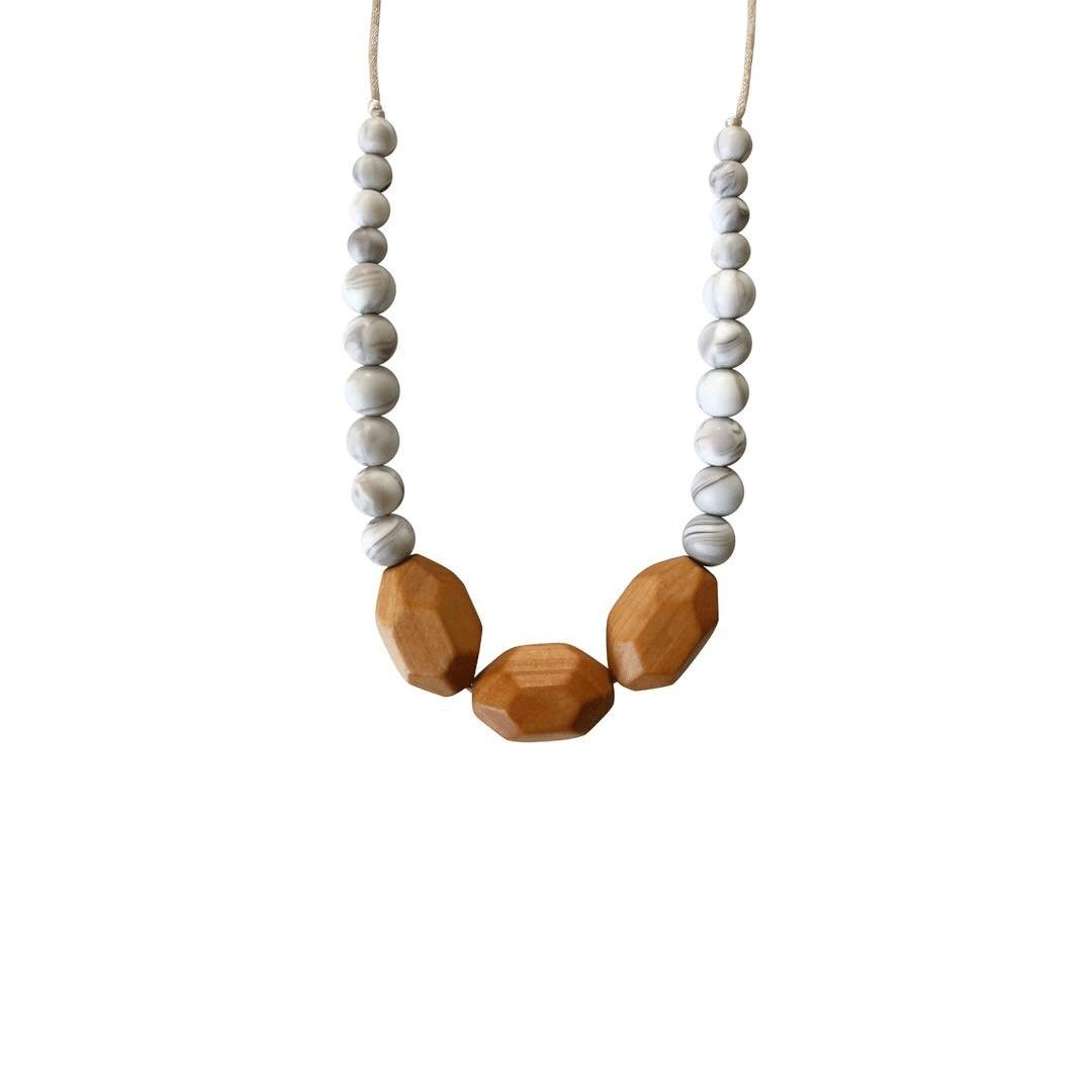 The Austin Teething Necklace - Project Nursery