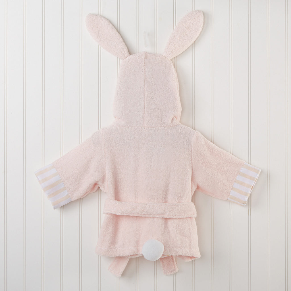 Bathtime Bunny Hooded Spa Robe