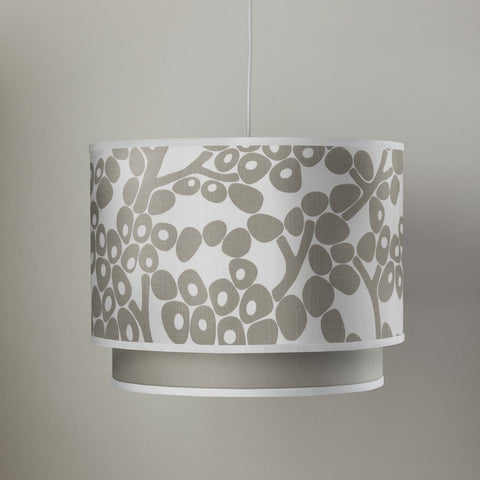 Birdie Accent Lamp in Sea Blue