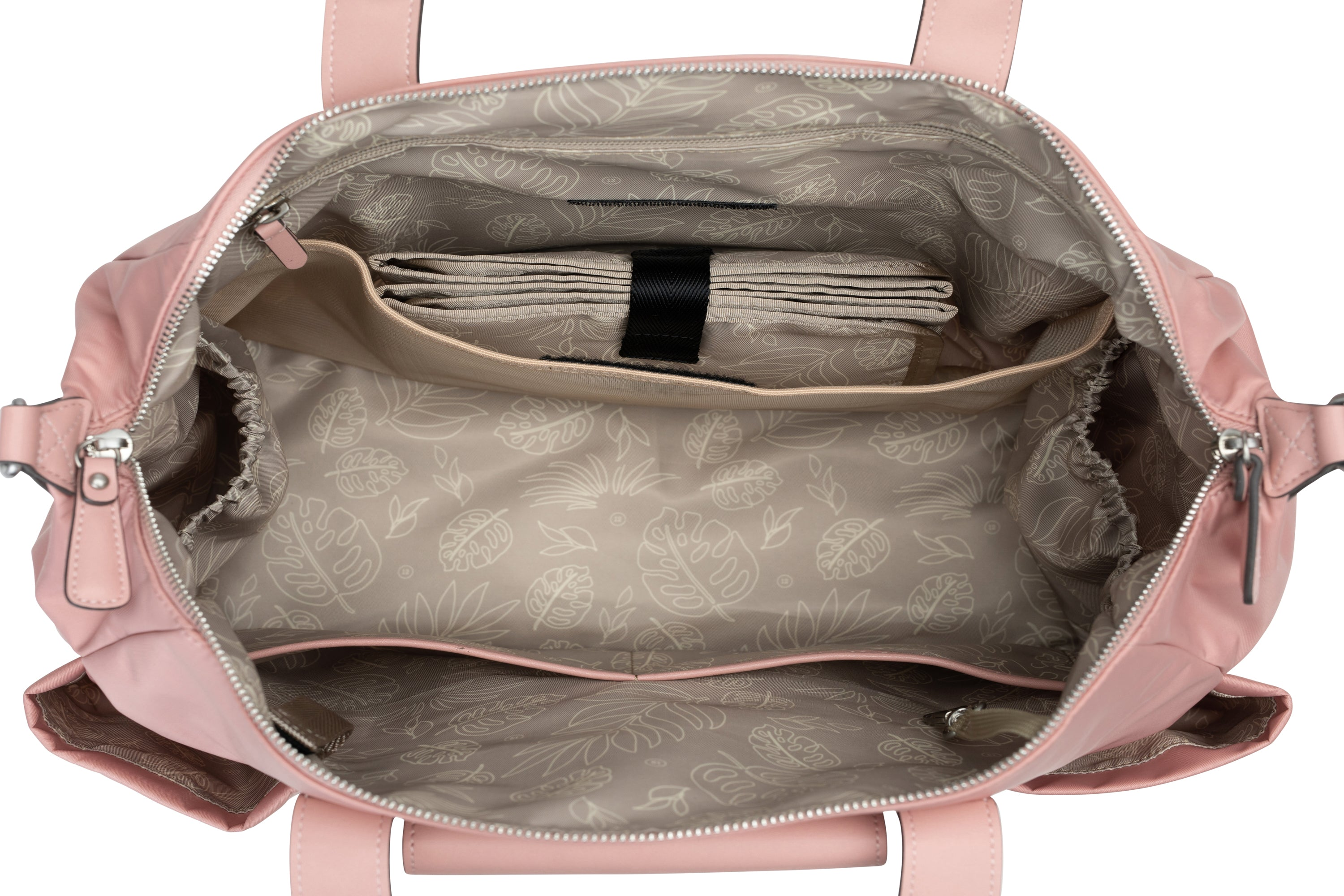Peek-a-Boo Satchel - Pink - Project Nursery