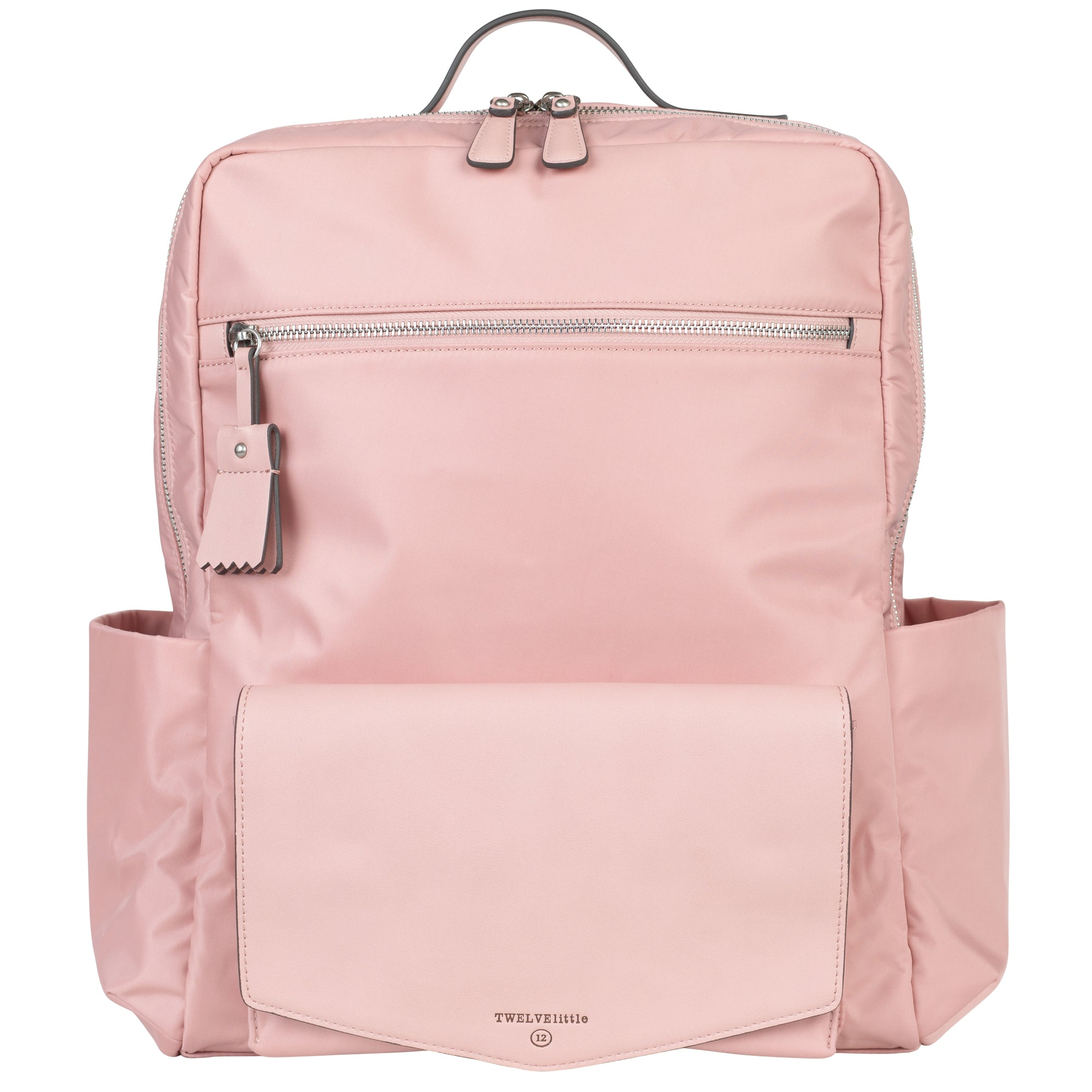 Peek-a-Boo Backpack Diaper Bag - Pink - Project Nursery