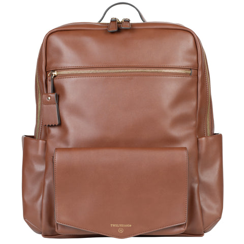 Peek-a-Boo Satchel - Toffee