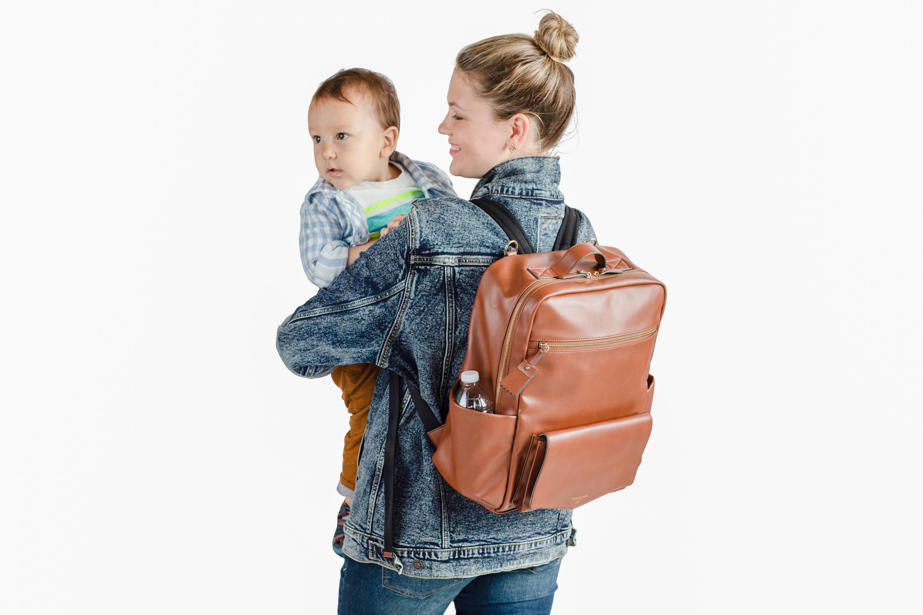 Peek-a-Boo Backpack - Toffee - Project Nursery