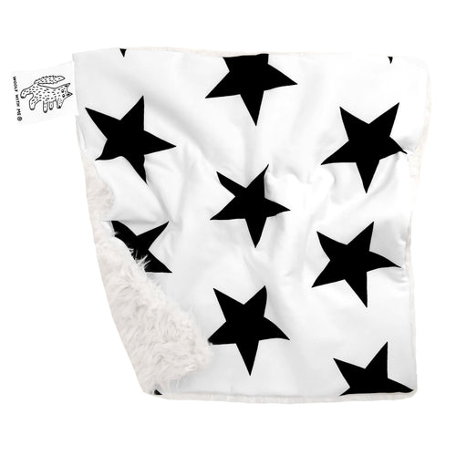 Stars Security Blanket - Project Nursery