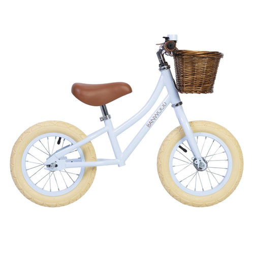 Banwood First Go Balance Bike - Sky - Project Nursery