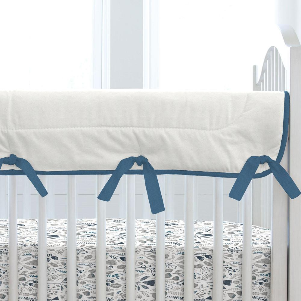 Blue Mountains Crib Rail Cover - Project Nursery